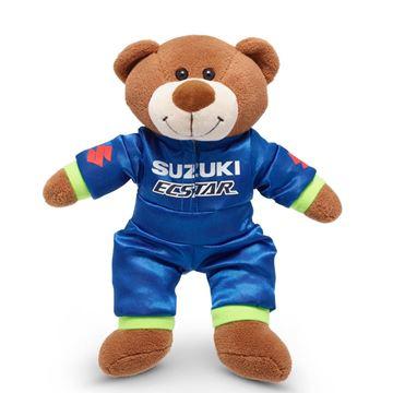 Afbeelding van Suzuki Ecstar racing teddy bear teddybeer beer