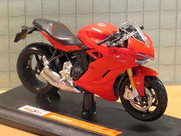 Afbeelding van Ducati Supersport S 1:18 maisto