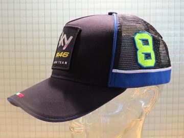Afbeelding van Nicolo Bulega Sky Racing team cap pet SKMCA330804