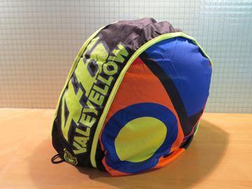 Afbeelding van Valentino Rossi helmet bag helmhoes VRUHB271303