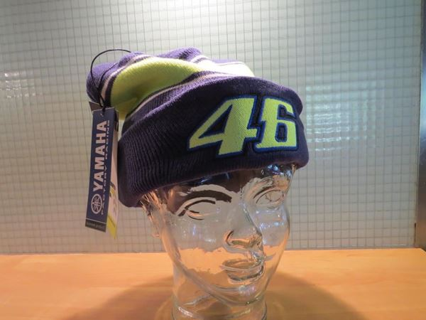 Picture of Valentino Rossi beanie muts dual Yamaha VR46 YDMBE313709