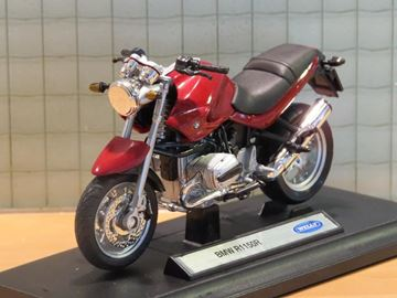 Picture of BMW R1150R 1:18 19660 welly