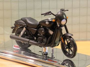 Picture of Harley Davidson 2015 Street 750 1:18 (n051)