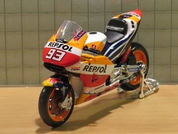 Picture of Marc Marquez Honda RC213V 2017 Repsol MotoGP 1:18 34592