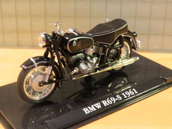 Picture of BMW R69S 1961 1:24 atlas