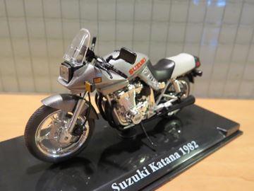 Afbeelding van Suzuki Katana 1982 GSX750 GSX1100 1:24 Atlas