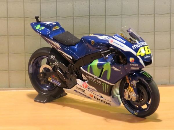 Picture of Valentino Rossi Yamaha YZR-M1 2016 test 1:18 182163146