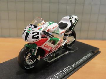 Picture of Colin Edwards Honda VTR1000 Castrol 2000 1:24