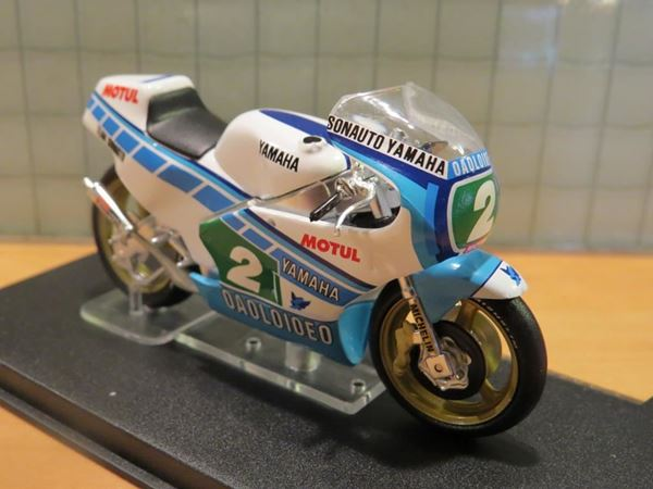 Picture of Christian Sarron Yamaha TZ250 1984 1:24