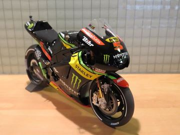 Picture of Johann Zarco Yamaha Tech 3 YZR-M1 2017 1:12 122173005