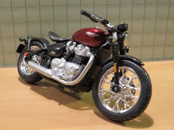Picture of Triumph Bonneville Bobber 1:18