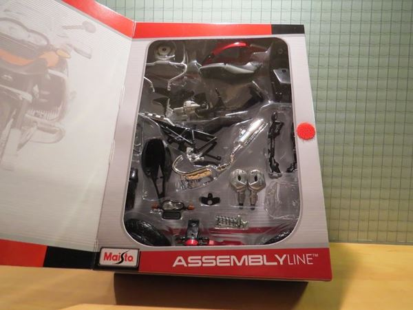 Picture of BMW R1200GS 1:12 easy kit