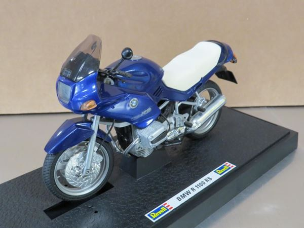 Picture of BMW R1100RS sport 1:12 Revell