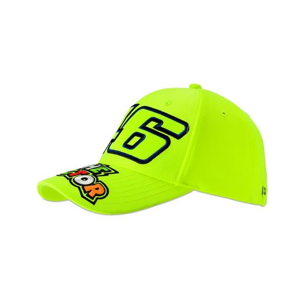 Picture of Valentino Rossi 46 the Doctor Kid cap pet VRKCA353328