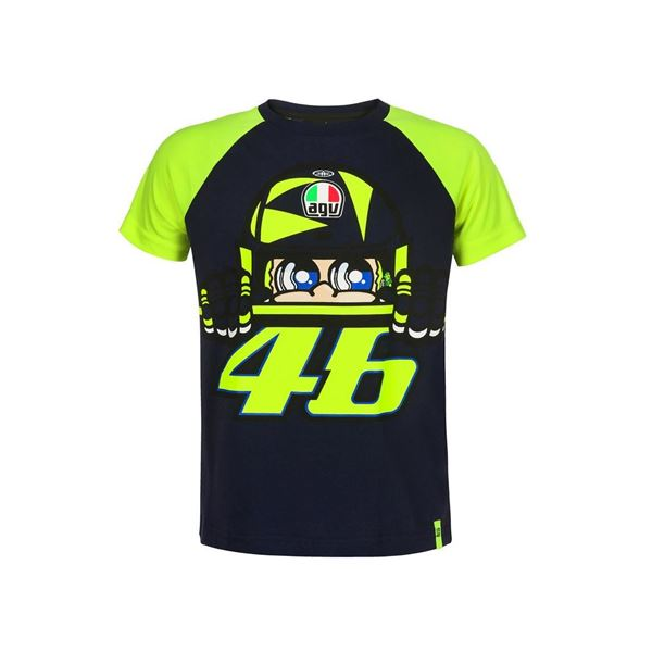 Picture of Valentino Rossi cupolino kid t-shirt VRKTS353002