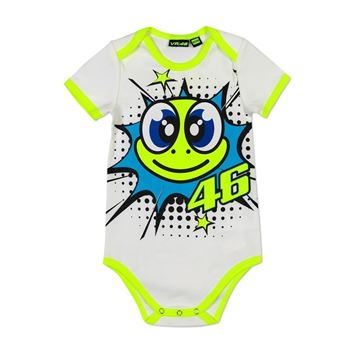 Picture of Valentino Rossi pop art baby romper body VRKBB353806