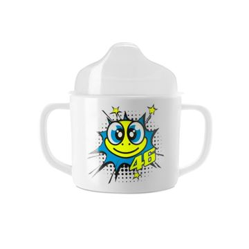 Picture of Valentino Rossi pop art baby cup VRUCP354406
