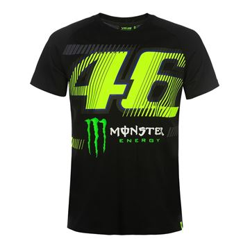 Afbeelding van Valentino Rossi Monza 46 monster t-shirt MOMTS358604