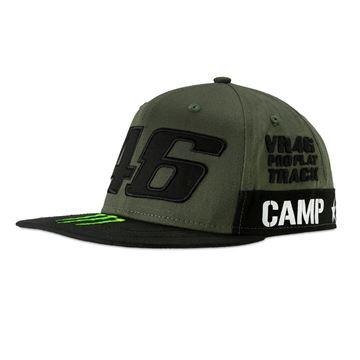 Picture of Valentino Rossi 46 Monster Camp cap pet MOMCA360008
