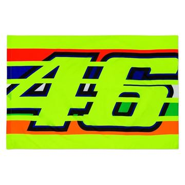 Picture of Valentino Rossi 46 stripes vlag flag VRUFG355403