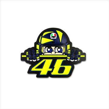 Afbeelding van Valentino Rossi cupolino magnet koelkast magneet VRUMG356203