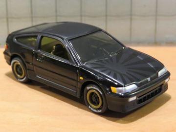 Picture of Honda CRX 1.6i Black 1:64 Mijo