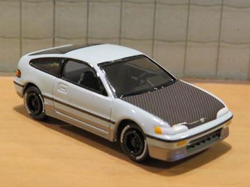Picture of Honda CRX 1.6i grijs 1:64 Mijo