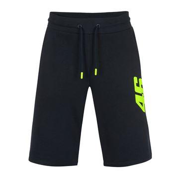 Afbeelding van Valentino Rossi Core short pants korte broek blue COMSP326102