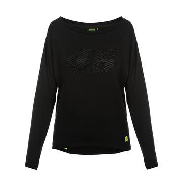 Afbeelding van Valentino Rossi Woman Core large 46 fleece COWTS364804