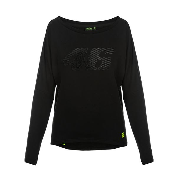 Picture of Valentino Rossi Woman Core large 46 fleece COWTS364804