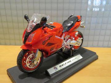Picture of Honda VFR800 V-tec 1:18 Haixing red
