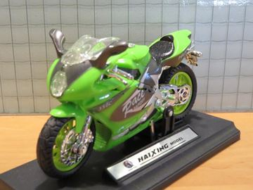 Picture of Mv Agusta F4 1:18 Haixing green