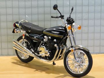 Afbeelding van Kawasaki Z750 RS blue/green 1:12 ( Z2 )