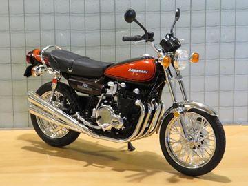 Afbeelding van Kawasaki Z750 RS red/brown 1:12 ( Z2 )