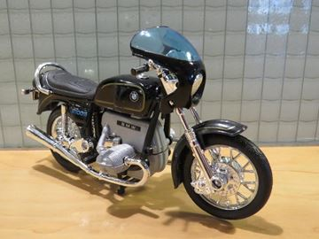 Picture of BMW R100S r100 s 1:18 black mitos