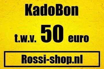 Afbeelding van Kado bon t.w.v. 50 euro