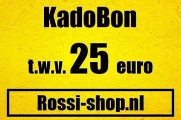 Afbeelding van Kado bon t.w.v. 25 euro