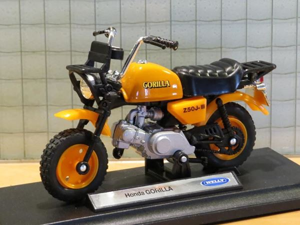Picture of Honda gorilla 1:18 Welly