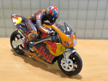 Picture of Bradley Smith KTM RC16 2018 1:22