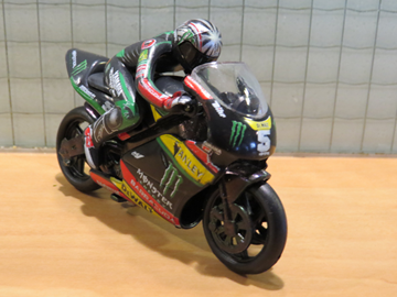 Picture of Johann Zarco Yamaha YZR-M1 2018 1:22