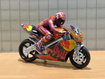 Picture of Johann Zarco KTM RC16 2019 1:22
