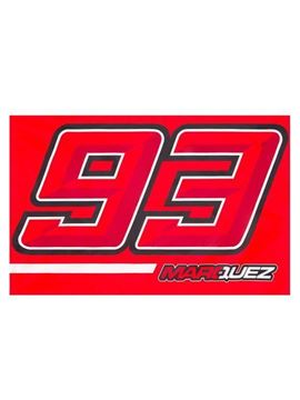 Picture of Marc Marquez #93 vlag / flag 1953009