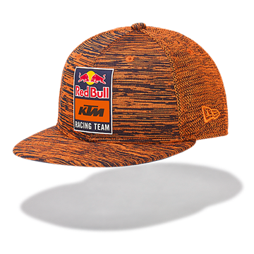 Afbeelding van KTM Red Bull New Era Fifty engin flat cap pet KTM19040
