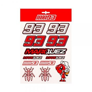 Picture of Marc Marquez stickers big 1953006