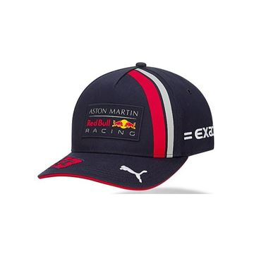 Picture of Max Verstappen Red Bull Racing cap / pet 2019 by Puma 91029502000