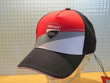 Afbeelding van Ducati corse logo cap pet 1946003