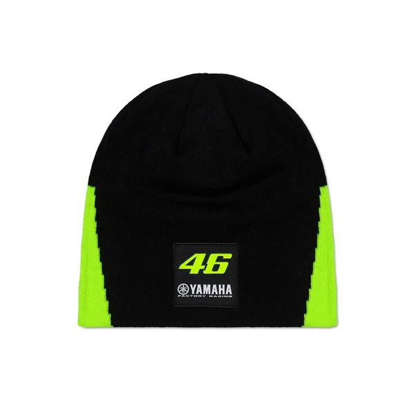 Picture of Valentino Rossi  Yamaha racing Dual beanie / muts ydmbe361809