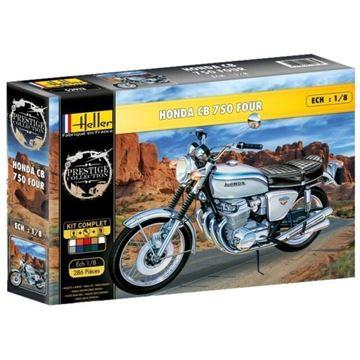 Afbeelding van Honda CB750 Four bouwdoos 1:8 Heller 52913
