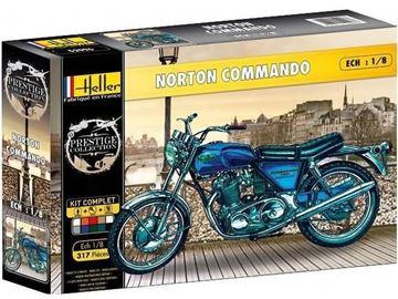 Afbeelding van Norton Commando bouwdoos 1:8 Heller 52996