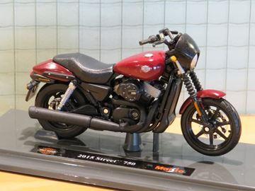 Picture of Harley Davidson 2015 Street 750 1:18 (n55)